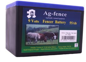 Fenceman Battery 9V € 55ah