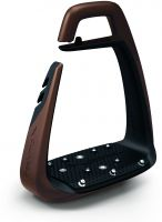 Freejump Soft'Up Classic Stirrup Chocolate/Black