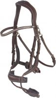 GFS Premier Alpine Bridle Brown