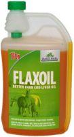 Global Herbs Flax Oil Liquid 1 Litre