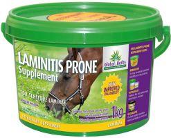 Global Herbs Laminitis Prone Powder Supplement 1kg