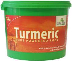 Global Herbs Turmeric 1.8kg