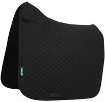Griffin NuuMed Everyday HiWither Dressage Saddle Pad Black