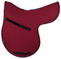 Griffin NuuMed Everyday HiWither GP Numnah Burgundy