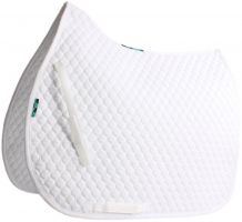 Griffin NuuMed Everyday Hiwither GP Saddle Pad White