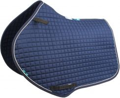 Griffin Nuumed High Wither Close Contact Saddle Pad Navy