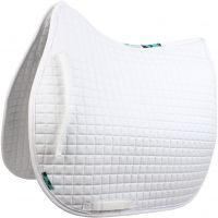 Griffin Nuumed High Wither General Purpose Saddle Pad White