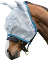 Horseware Amigo Fly Mask Silver/Grey