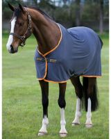 Horseware Amigo Jersey Cooler Excalibur/Orange