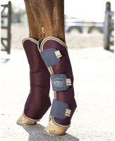 Horseware Amigo Ripstop Travel Boots Fig/Navy/Tan