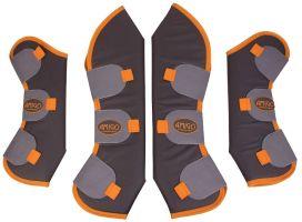 Horseware Amigo Travel Boots Excalibur/Orange