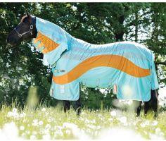 Horseware Amigo Vamoose Evolution Rug Aqua Orange
