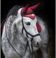 Horseware Fashion Air Tech Earnet Redwood/Summerberry