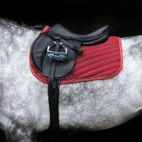 Horseware Fashion Saddle Pad Redwood/Summerberry