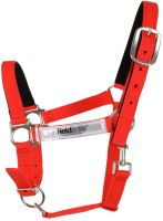 Horseware Rambo Fieldsafe Headcollar Red