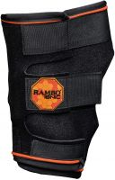 Horseware Rambo Ionic Therapy Hock Boots Black/Orange