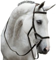 Horseware Rambo Micklem Original Competition Bridle Brown