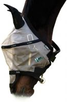 Horseware Rambo Plus Fly Mask Vamoose Oat/Black