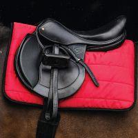 Horseware Rambo Reversible Saddle Pad Black/Red