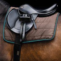 Horseware Rambo Reversible Saddle Pad Teal/Excalibur