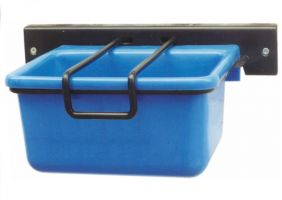 Horslyx Stable Lick Holder Blue