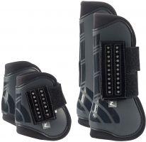Horze Advanced ProTec Boot Set Dark Navy