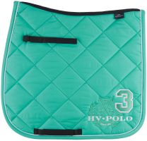 HV Polo Favouritas 2.0 Dressage Pad Blue Turquoise