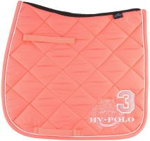 HV Polo Favouritas 2.0 Dressage Pad Bright Coral
