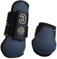 HV Polo Favouritas Tendon & Fetlock Boots Navy