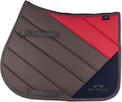 HV Polo Ruby Dressage Pad Grey