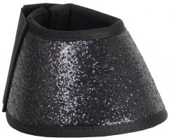 HyIMPACT Glitter Over Reach Boots Black
