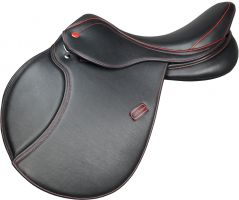 John Whitaker Barnsley X-Pro Pony Saddle Black
