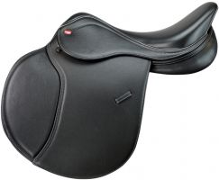 John Whitaker Bedale GP Jump Saddle Black