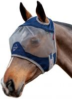 LeMieux Armour Shield Standard Fly Mask Navy/Grey