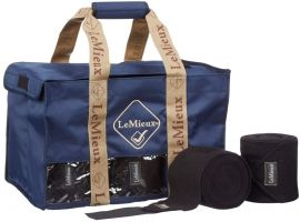 LeMieux Bandage Bag Blue
