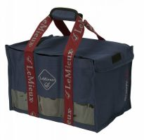 LeMieux Bandage Bag Navy/Red