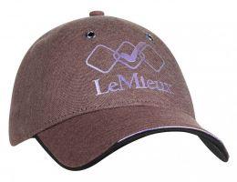 LeMieux Baseball Cap Burgundy