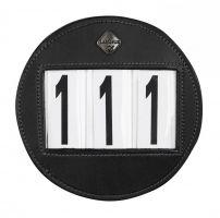 LeMieux Bridle Number Holder Round Black