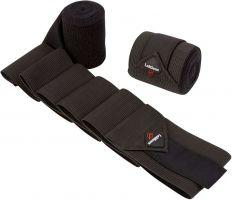 LeMieux Combi Bandages 2 Pack Black