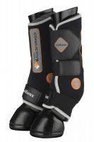 LeMieux Conductive Magno Boots Black