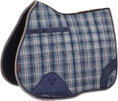 LeMieux Heritage General Purpose Square Saddle Pad Navy