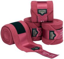 LeMieux Loire Bandages French Rose