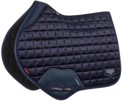 LeMieux Loire Close Contact Square Saddle Pad Navy