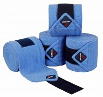 LeMieux Luxury Polo Bandages Corn Blue