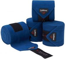 LeMieux Luxury Polo Bandages Midnight Blue