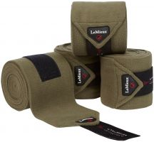 LeMieux Luxury Polo Bandages Olive