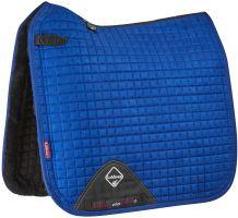 LeMieux Merino+ Sensitive Skin Dressage Square Saddle Pad Benetton Blue