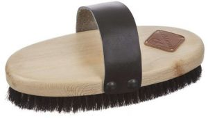LeMieux Oval Striped Body Brush
