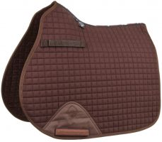 LeMieux ProSport GP/Jump Square Saddle Pad Brown