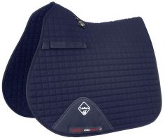 LeMieux ProSport GP/Jump Square Saddle Pad Navy